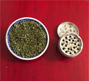 How to Make Cannabutter Grinder2-300x272