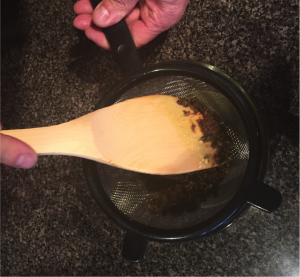 How to Make Cannabutter Spoon-300x277